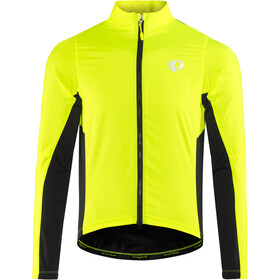 PEARL iZUMi Elite Pursuit Hybrid Jacket Herren screaming yellow/black